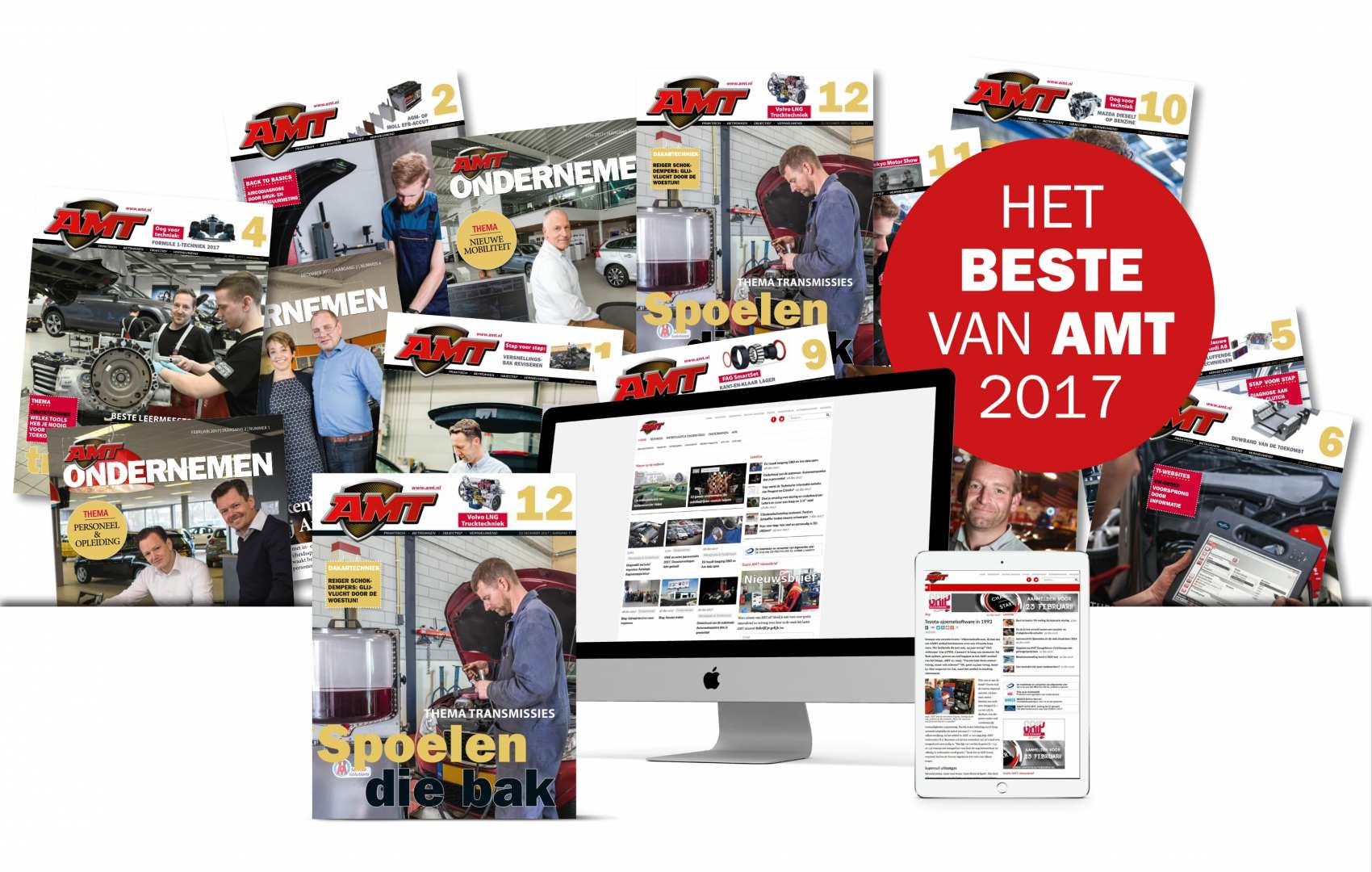 AMT Best of 2017 - cover